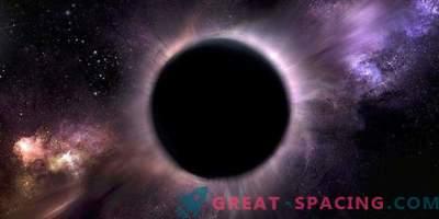 Räcker ett svart hål en vit dvärg?