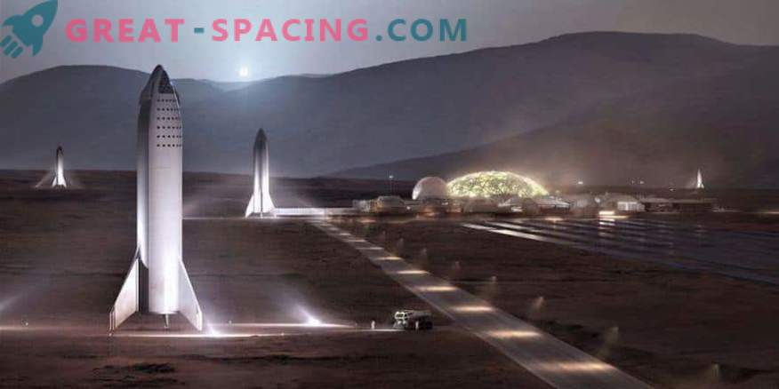 Ilon Musk anuncia el precio de un vuelo a Marte