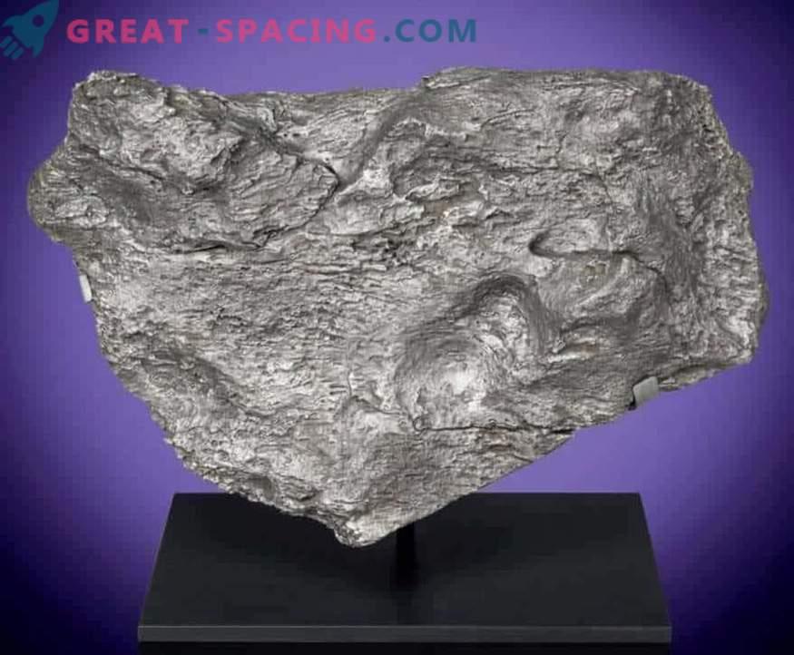 Hur mycket kostar en meteorit