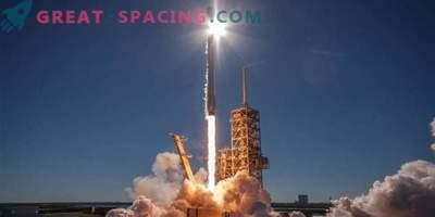 Falcon 9 bereitet sich auf den 50. Start vor