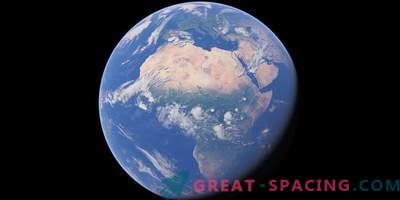 Vad händer om jorden börjar rotera i motsatt riktning