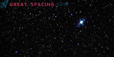 En ny stjärna hittades nära Big Bang