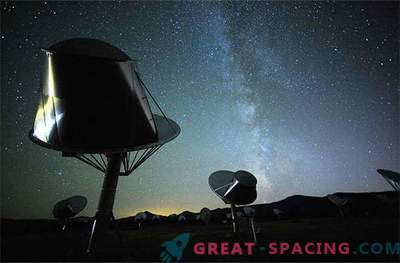 Alien megastruktur? SETI på jakt efter signaler om intelligent liv