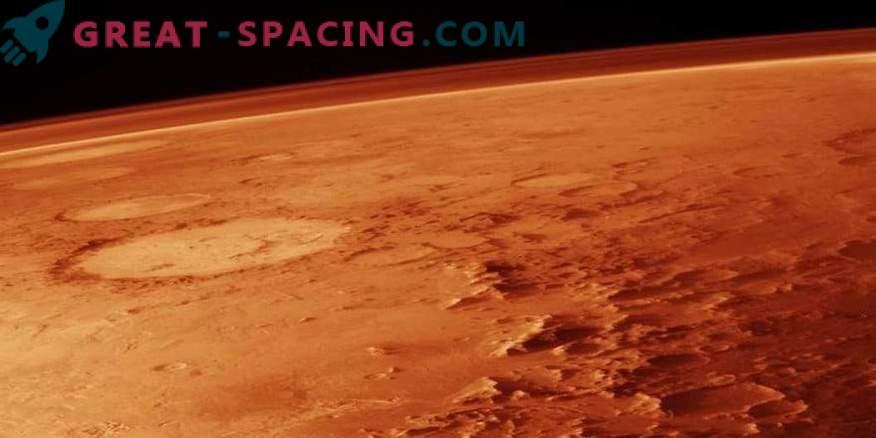 Den europeiska sonden kommer att andas in i mars atmosfären