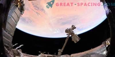 Förberedelser för rymdforskning på jorden