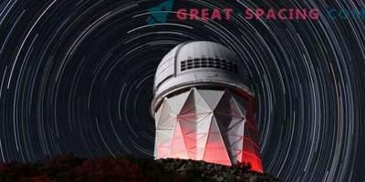 Ett nytt kapitel i historien om Kitt Peak Observatory teleskopet