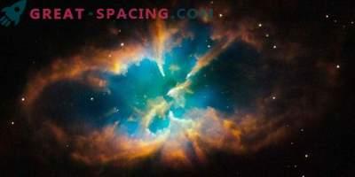 En starburst kunde koka ett solsystem.