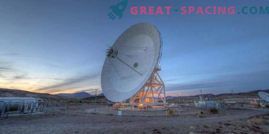 NASA Tests Telescope Communication Skills