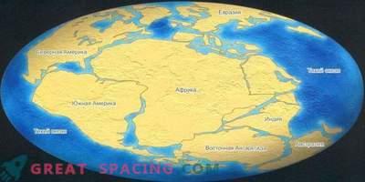 Kot je Alfred Wegener zagovarjal teorijo kontinentalnega odnašanja