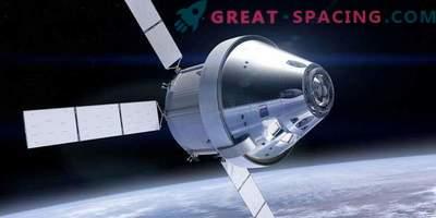 NASA skjutit upp Orions test fram till 2019