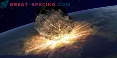 Vad händer om en meteorit träffar jorden