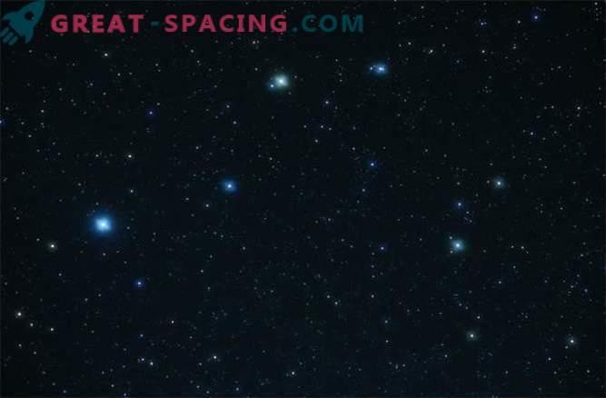 Asteroiden kommer att gömma Regulus-stjärnan från vår åsikt
