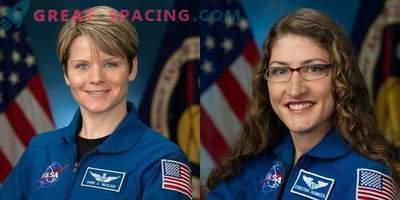 Varför avbröt NASA rymdgången för två kvinnliga astronauter