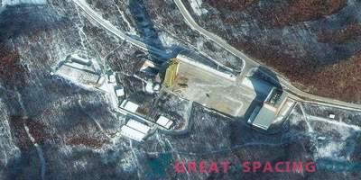 Nordkorea utvecklar sitt rymdprogram
