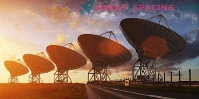 Kunde ryska forskare upptäcka utlänningssignalen? SETI Response