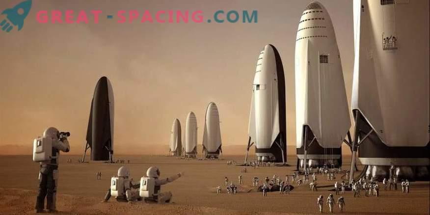 Ilon Musk sigue ocultando los detalles del diseño del futuro cohete