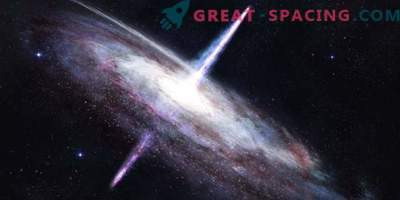 En anmärkningsvärd stråle av kvasar 4C + 19.44