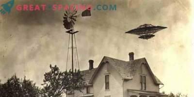Vilken typ av konstigt objekt såg en bonde i Texas i 1878? Ufologer pekar på