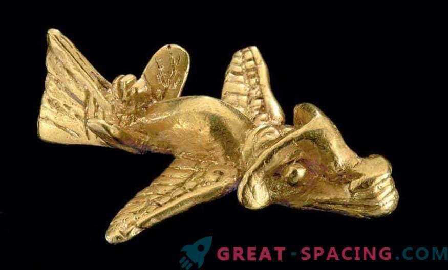 Por qué el artefacto inca se parece a un avión