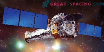 Chandra Observatory returns to work