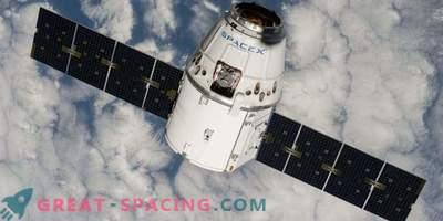 SpaceX laeva tagastamine