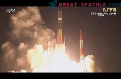Japan skickade viktiga leveranser (och möss) till ISS