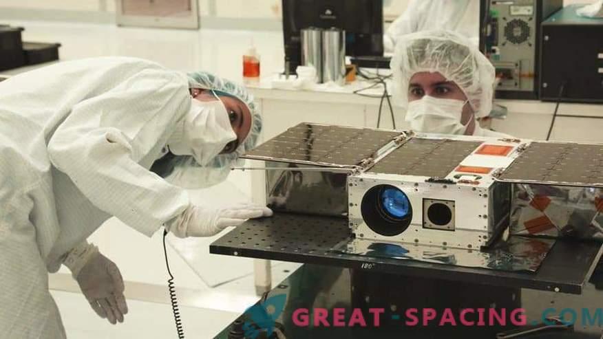 CubeSat har använts för astronomiska ändamål.