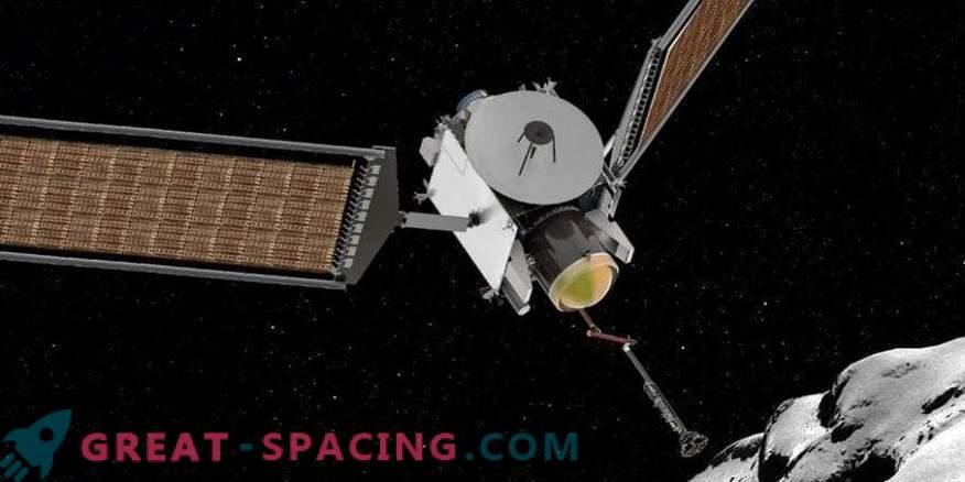 The CAESAR mission can return samples of the 67P / Churyumov-Gerasimenko comet