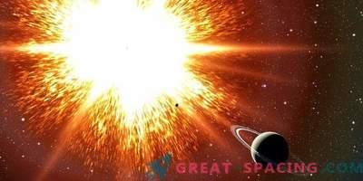 Är supernova ansvarig för massutrotning?
