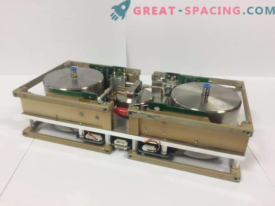 Nästa ESA-satellit går på butan