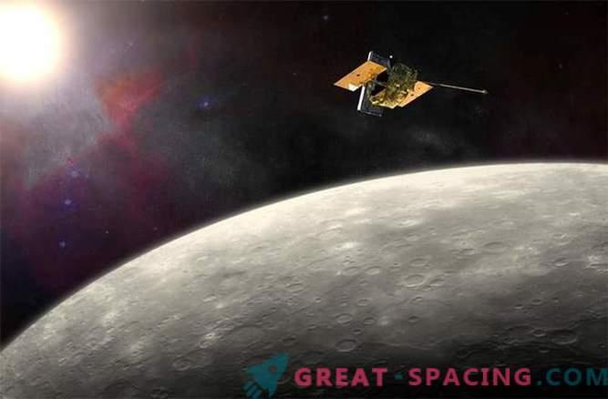 Goodbye forever! NASA ierīce dzīvsudraba orbītā atrodas krāterī