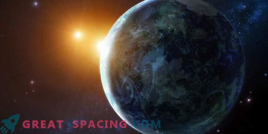 Gli astronomi hanno trovato una super terra