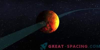 Exoplanet pussel forskare. Varför är hon så långt från sin stjärna