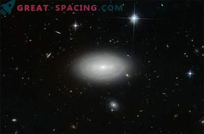 Astronomer upptäckte den mest ensamma galaxen i universum