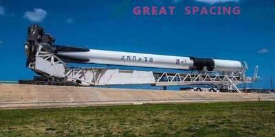 Ny start från SpaceX efter en månad av tystnad