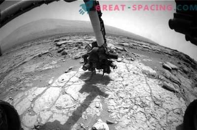Nyfikenhet upptäckte närvaron av metan i atmosfären i Mars