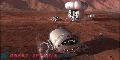 Låt oss skapa socker på Mars! En ny uppgift från NASA skulle kunna hjälpa de framtida kolonisterna