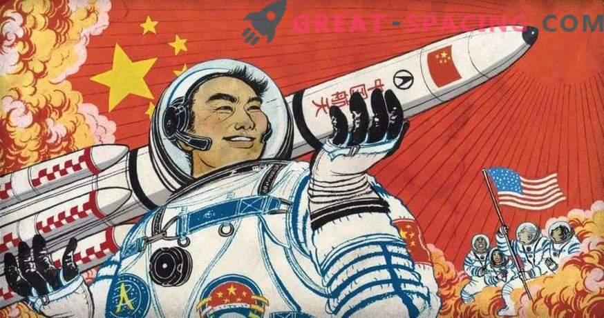 Kina är inställt på att erövra Mars