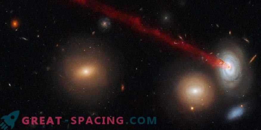 Fazendo o seu caminho através do espaço