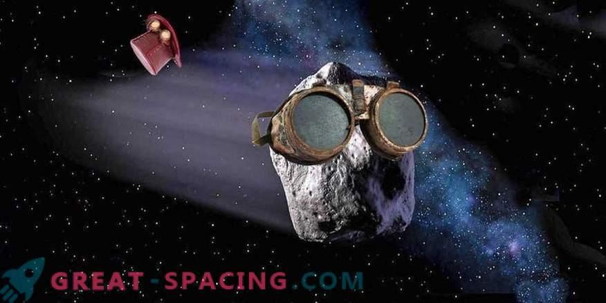 En ny rymdfarkost kommer att kunna arbeta för ett par!
