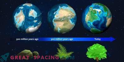 Earth will help to find vegetation on other planets