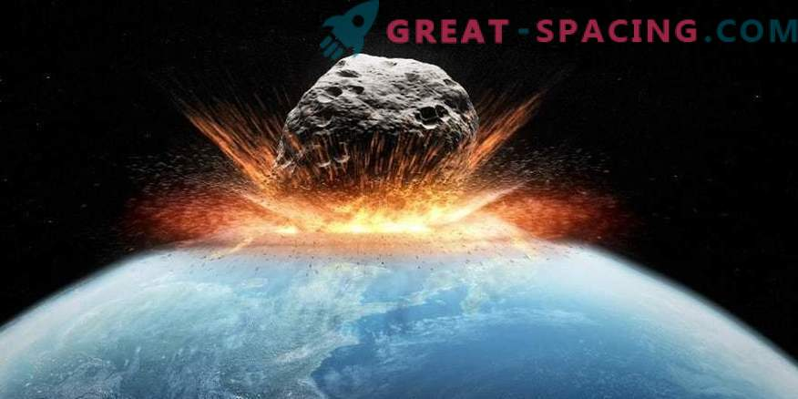 Above the Earth threatened? Will we survive the asteroid flight in 2028?