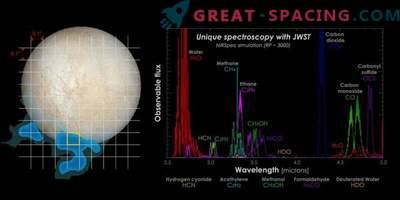 James Webb estudiará los mundos oceánicos