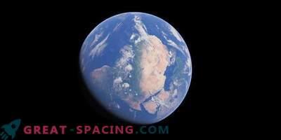 Vad händer om jordens axel lutas 90 grader?