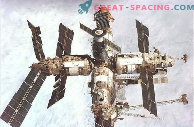 30 år senare: arvet hos Mir-rymdstationen