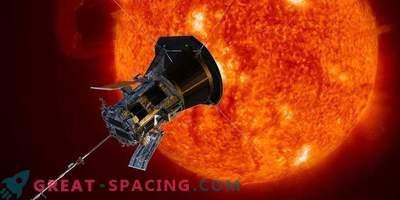 NASA riktar apparaten till solen