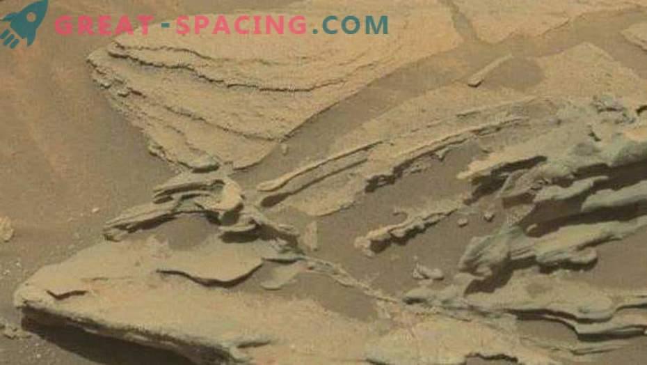 10 konstiga föremål på Mars! Del 2