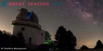 NELIOTA-projektet upptäcker blinkar från Moon Strikes.
