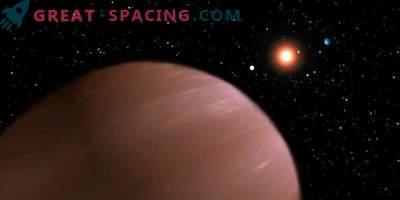 En brun dvärg och en planet eller två bruna dvärgar?