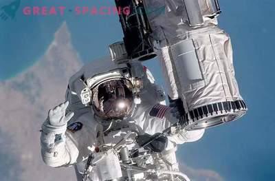 Varför är det farligt att bli sjuk i rymden
